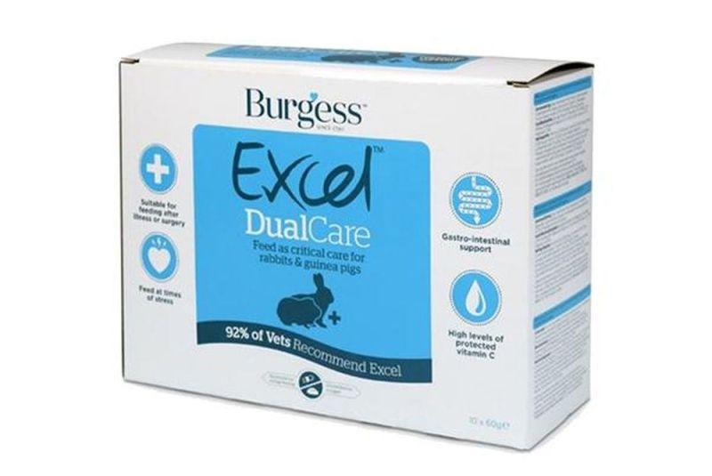 Burgess Dual Care - Foderhulen.dk