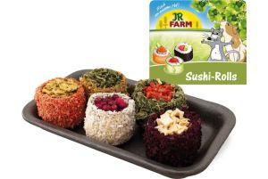 JR Farm Sushi Ruller 5stk 100g - Foderhulen.dk