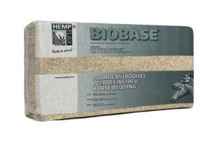 Hempstrøelse/Biobase - eukalyptus 14kg. - Foderhulen.dk
