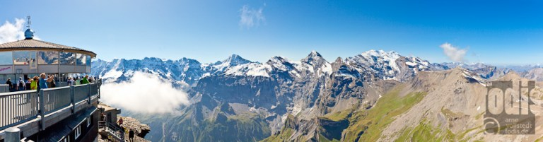 Schilthorn Panorama