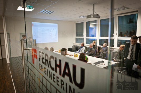 Ingenieur-Wunder bei Ferchau