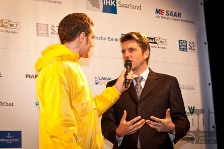 Wirtschafts- und Wissenschaftsminister Dr. Christoph Hartmann