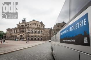 Die Lange Nacht der Industrie in Dresden