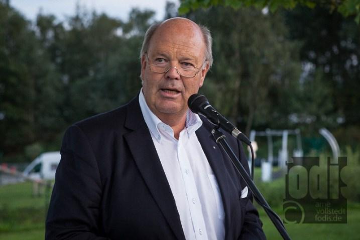 Hans-Joachim Grote - Oberbürgermeister von Norderstedt