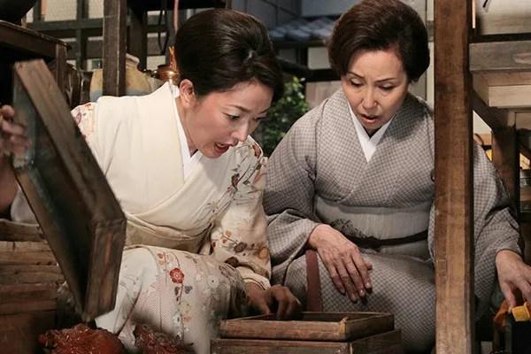 花嫁のれん 第3シリーズ、32話