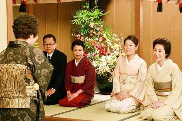 花嫁のれん 第2シリーズ、1話