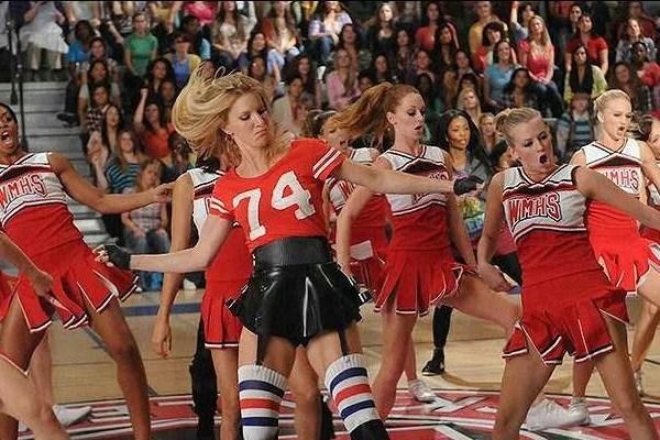 Glee シーズン3、5話