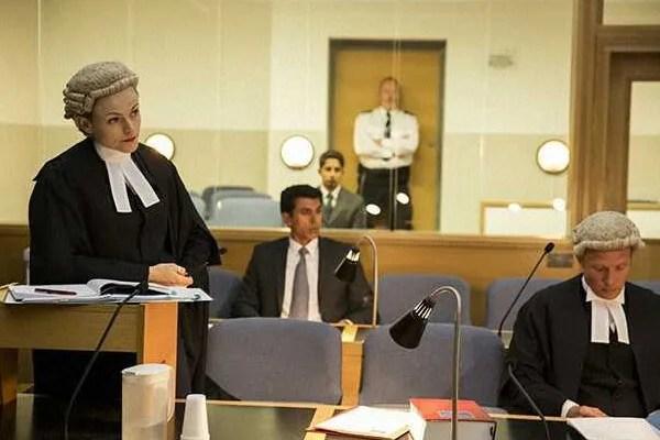 Silk 王室弁護士マーサ・コステロ シーズン3、4話