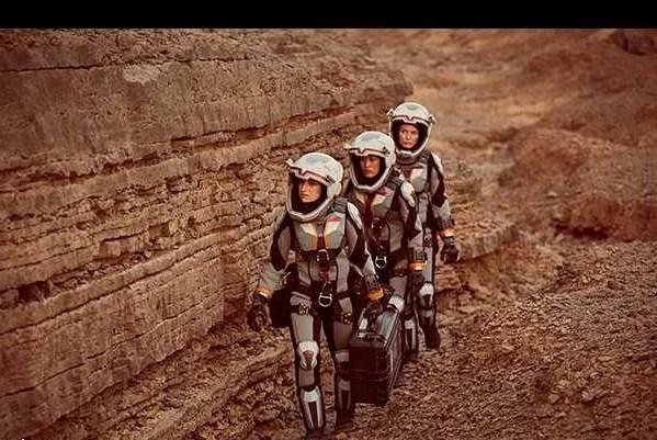 マーズ 火星移住計画 シーズン1、4話