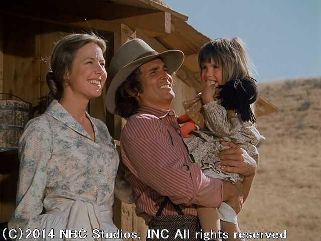大草原の小さな家 第1シーズン、3話