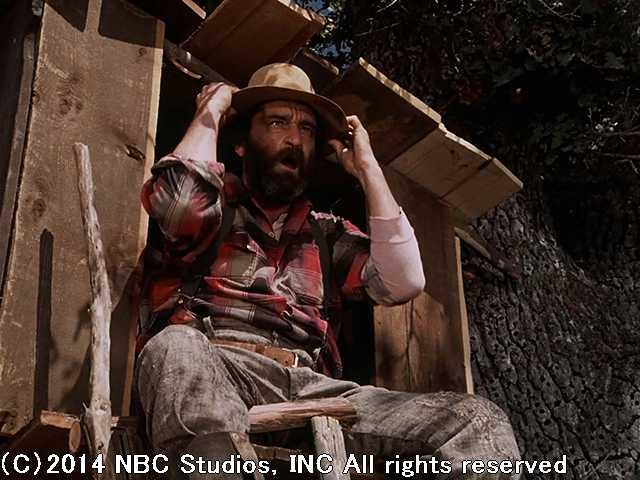 大草原の小さな家 第2シーズン、8話