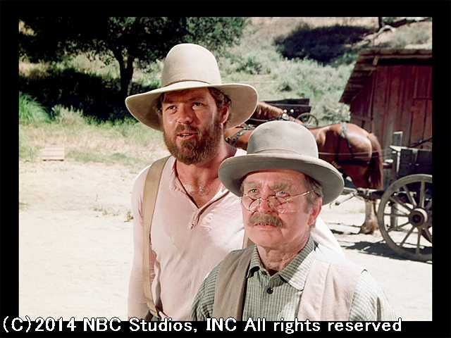 大草原の小さな家 第4シーズン、8話
