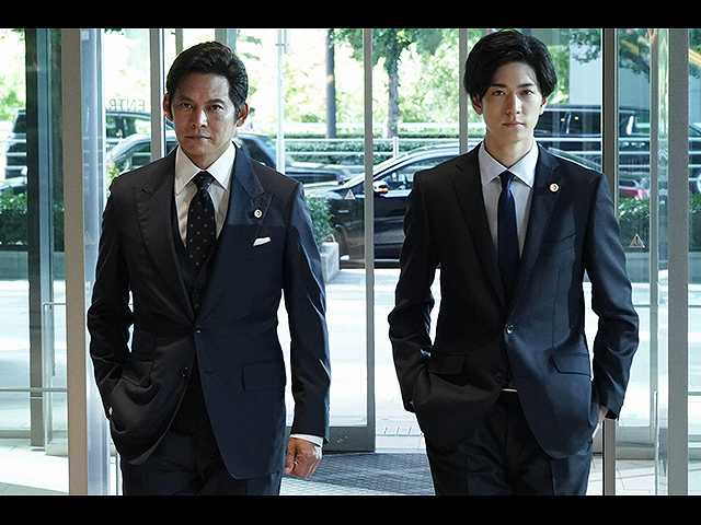 SUITS/スーツ、1話
