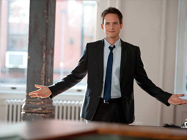 SUITS/スーツ シーズン1、1話
