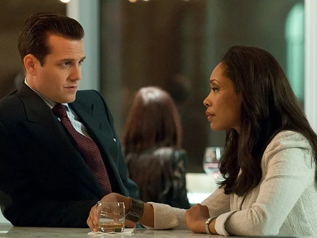 SUITS/スーツ シーズン1、5話