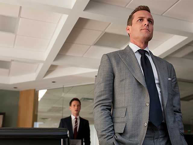 SUITS/スーツ シーズン2、5話