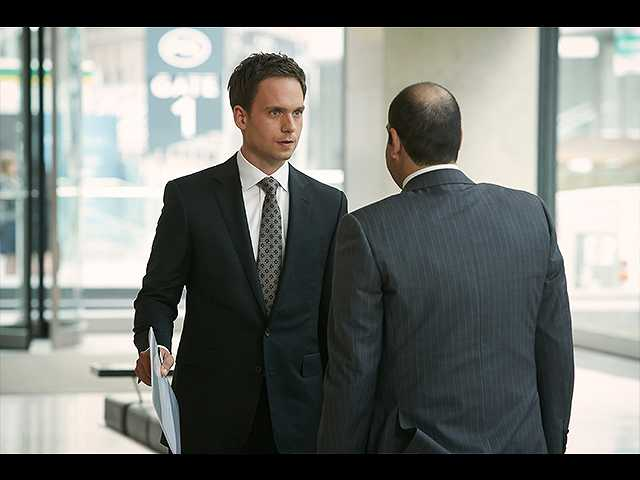 SUITS/スーツ シーズン4、4話