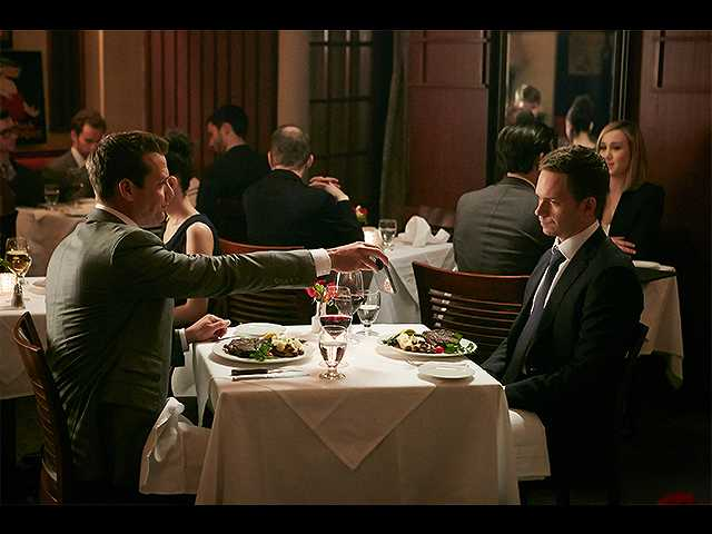 SUITS/スーツ シーズン4、5話