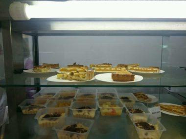 2016.06.21 Desserts, tarte à l'abricot, à la rubarbe, crèmeux poire