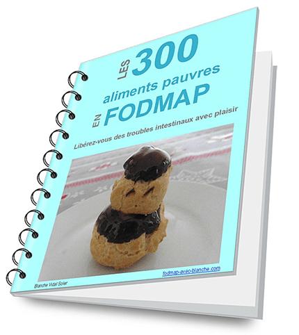 Guide les 300 aliments pauvres en FODMAP