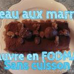 Gteau-aux-marrons-sans-cuisson-pauvre-en-FODMAP-sans-lactose-sans-gluten