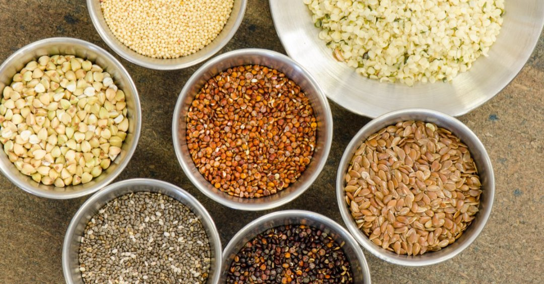 Using Non-Traditional Cereals and Grains