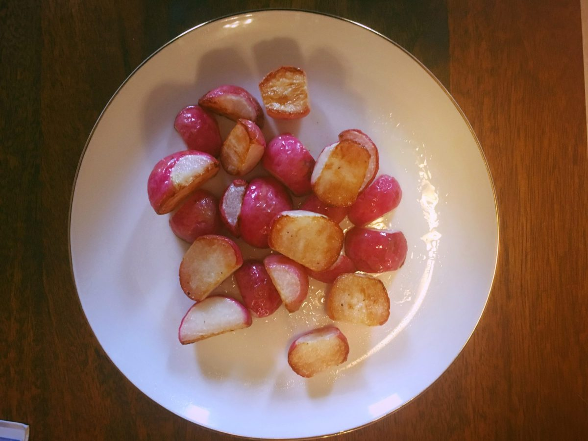 Radishes 3 Ways – Part 3