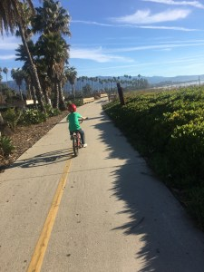 Santa Barbara biking
