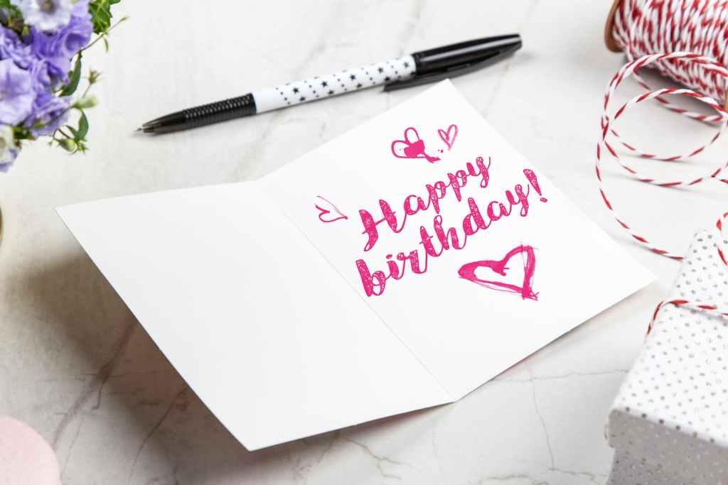 sjov sød fødselsdagshilsen