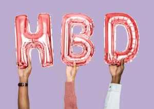 fødselsdagsfest voksne