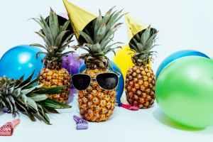 fødselsdagsfesten i god tid