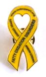 FOD awareness lapel pin