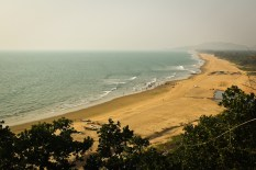 Gokarna_city_beach