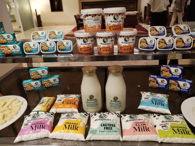 Akshayakalpa Launches Lactose Free Milk | Fodyssey