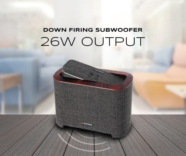 2.1 Subwoofer Dock - 2