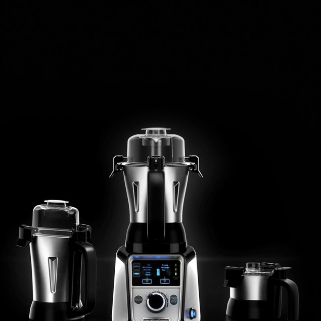 Hamilton Beach Professional Juicer Mixer Grinder reveal