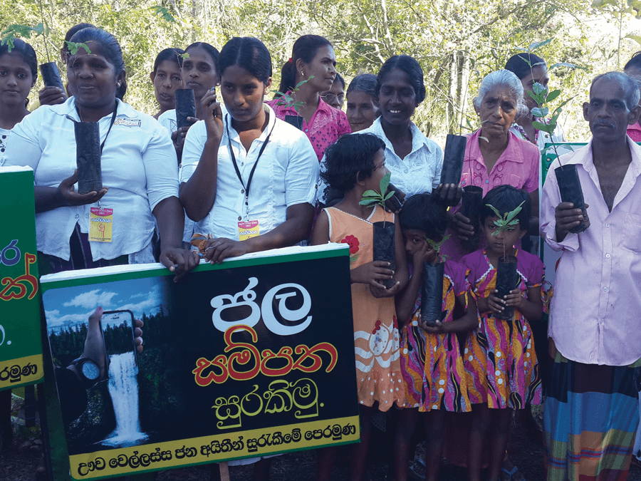 The Law of Land Grabs and Forestry Governance in Sri Lanka