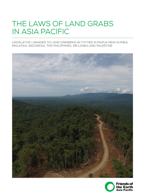The Laws of Land Grabs in Asia Pacific