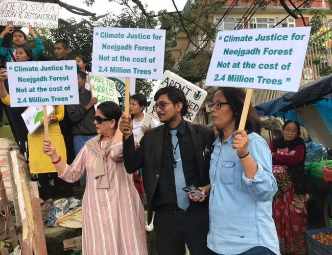 ProPublic 2019: Community Dialogues, Campaign Victory, and the Nijgadh Protests