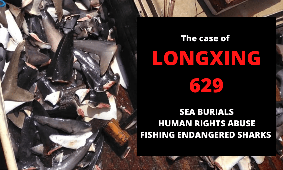 A Briefing on Longxing 629: A case of illegal, unreported and unregulated (IUU) fishing activities and related human rights abuses on a tuna longliner