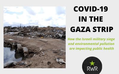 COVID-19 IN THE GAZA STRIP