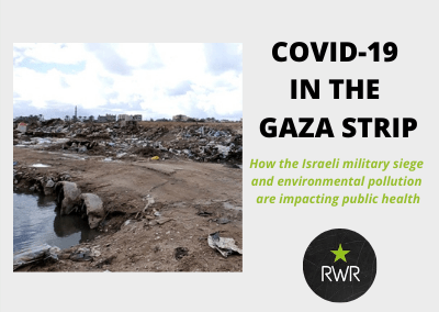 COVID-19 IN THE GAZA STRIP