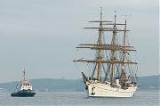 Das Segelschulschiff Gorch Fock bleibt den Kielern erhalten