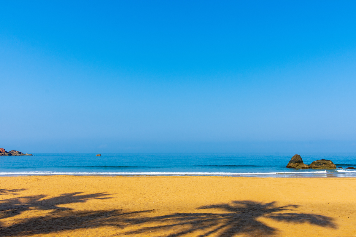 Weekend in the Best Beach of Mainland India – Agonda