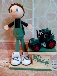 Diego-tractor