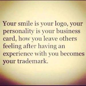 representing your business