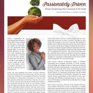 Passionately Driven Ja'net