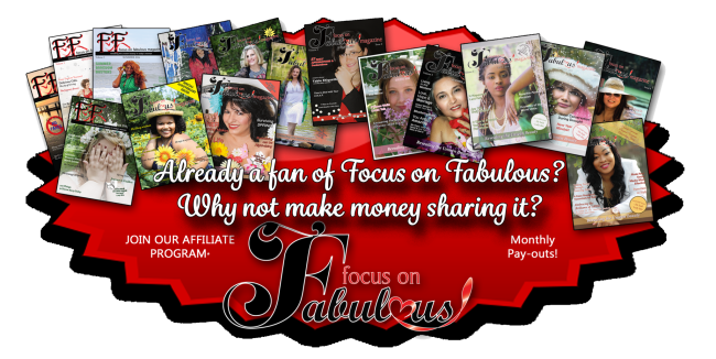 focus on fabulous affiliate program