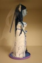 Fofucha Novia Cadáver v2 (Tim Burton). 30 cm