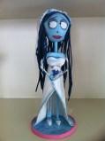 Fofucha Novia Cadáver (Tim Burton). 30 cm